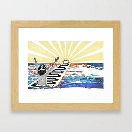 Children of Nova - The Complexity of Light Framed Art Print