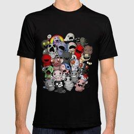 the binding of isaac 4 T-shirt