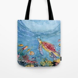 Going Up No 2 Tote Bag