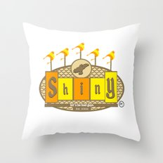 Lets be Bad guys Throw Pillow