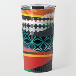 Wave Blaze Travel Mug