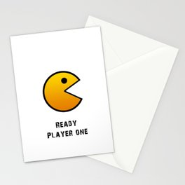 ready player one! Stationery Cards