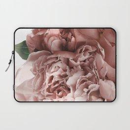 Blush Pink Floral Laptop Sleeve