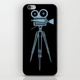 Retro Film iPhone Skin