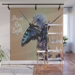 Peace on Earth Wall Mural