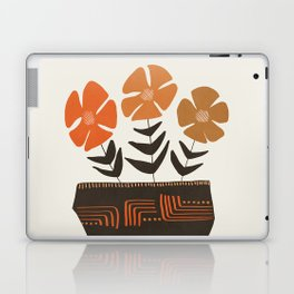 Floral vibes II Laptop & iPad Skin