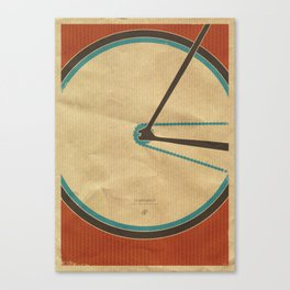 Singlespeed Canvas Print