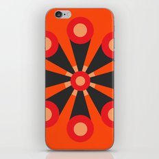Flower Extract iPhone & iPod Skin
