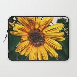 Sunflower in autumn Laptop Sleeve