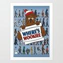 Where's Wookiee by doodledojo