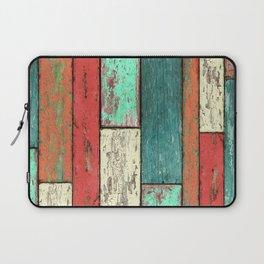 Cubic Wood Laptop Sleeve