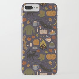 Autumn Nights iPhone Case