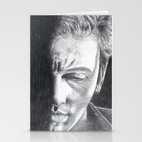 springsteen Stationery Cards featuring Brilliant Disguise - Springsteen by Roisin Mallon