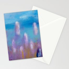 Tekapo Painting3 Stationery Cards