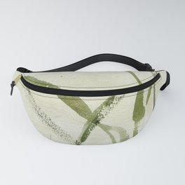 beach weeds Fanny Pack