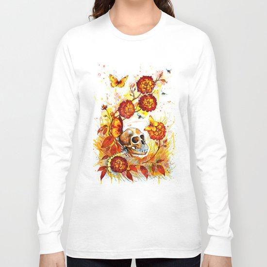 """""""Autumn sleep"""" Long Sleeve T-shirt"""