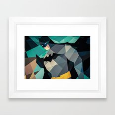 DC Comics Superhero Framed Art Print