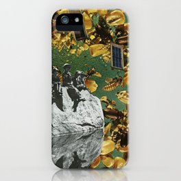 bees in the trap iPhone Case