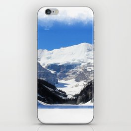 Lake Louise in Banff National Park iPhone Skin