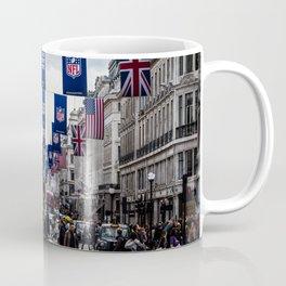 Regent Street, London Coffee Mug