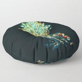 ElectriciTree Floor Pillow