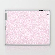 Pink Paisleyesque Laptop & iPad Skin