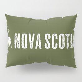 Deer: Nova Scotia, Canada Pillow Sham