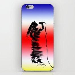 Cantante de Jazz iPhone Skin