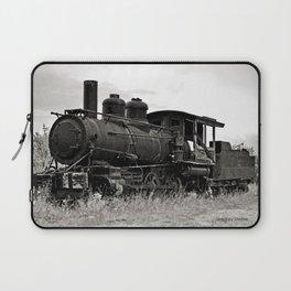 Vintage Steam Engine Laptop Sleeve