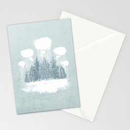 Winter Wonderland Stationery Cards