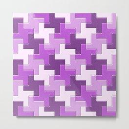 Geometrix XVIII Metal Print