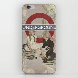 The Underground iPhone Skin
