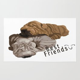 Best Friends Rug