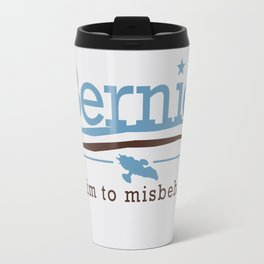Misbehave Travel Mug