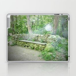 Fairy Bench Laptop & iPad Skin