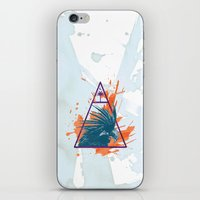 island iPhone & iPod Skins featuring Island by Last Call