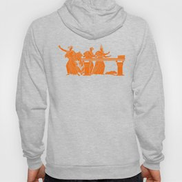 toga party Hoody