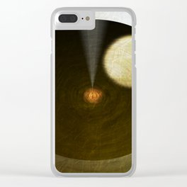 Timed Clear iPhone Case