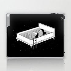 Bed for crying Laptop & iPad Skin