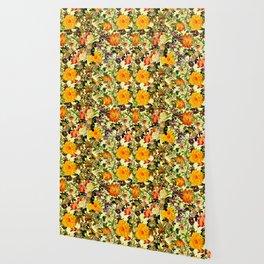 Floriculture Wallpaper
