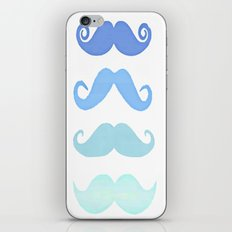 Moustache iPhone Skin