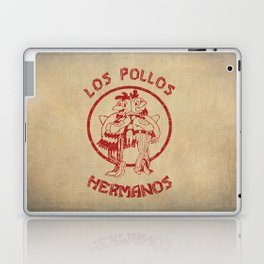 Los Pollos Hermanos vintage ( Breaking Bad ) Laptop & iPad Skin