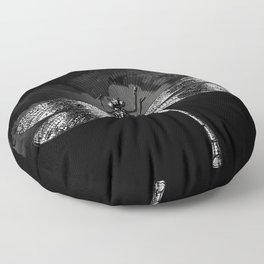 DRAGONFLY II Floor Pillow