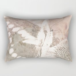 butterfly haze Rectangular Pillow