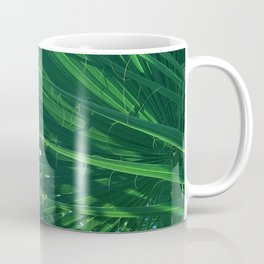 Spray of Palm Leaves Coffee Mug