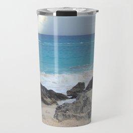 Beautiful Bermuda Beach 2 Travel Mug