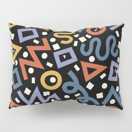 Colorful Party! Pillow Sham