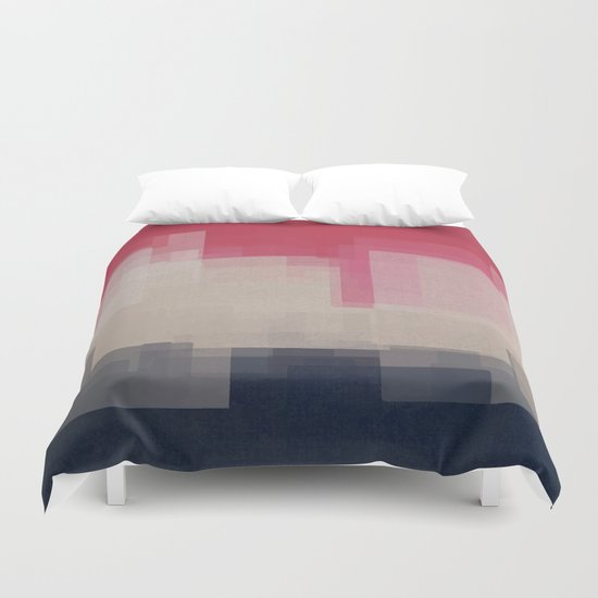 city Duvet Cover