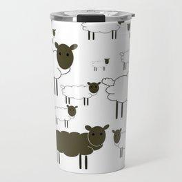 Flock It - Be Different Travel Mug