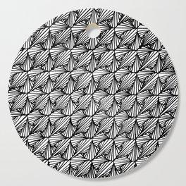 Zentangle Paradox Cutting Board